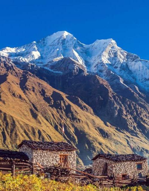 Tsum valley and Manaslu