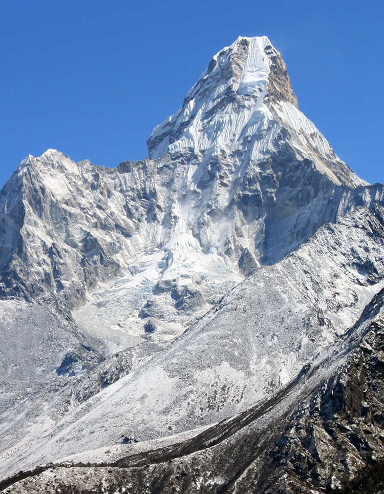 Ama dablam Expedition (6856 m)
