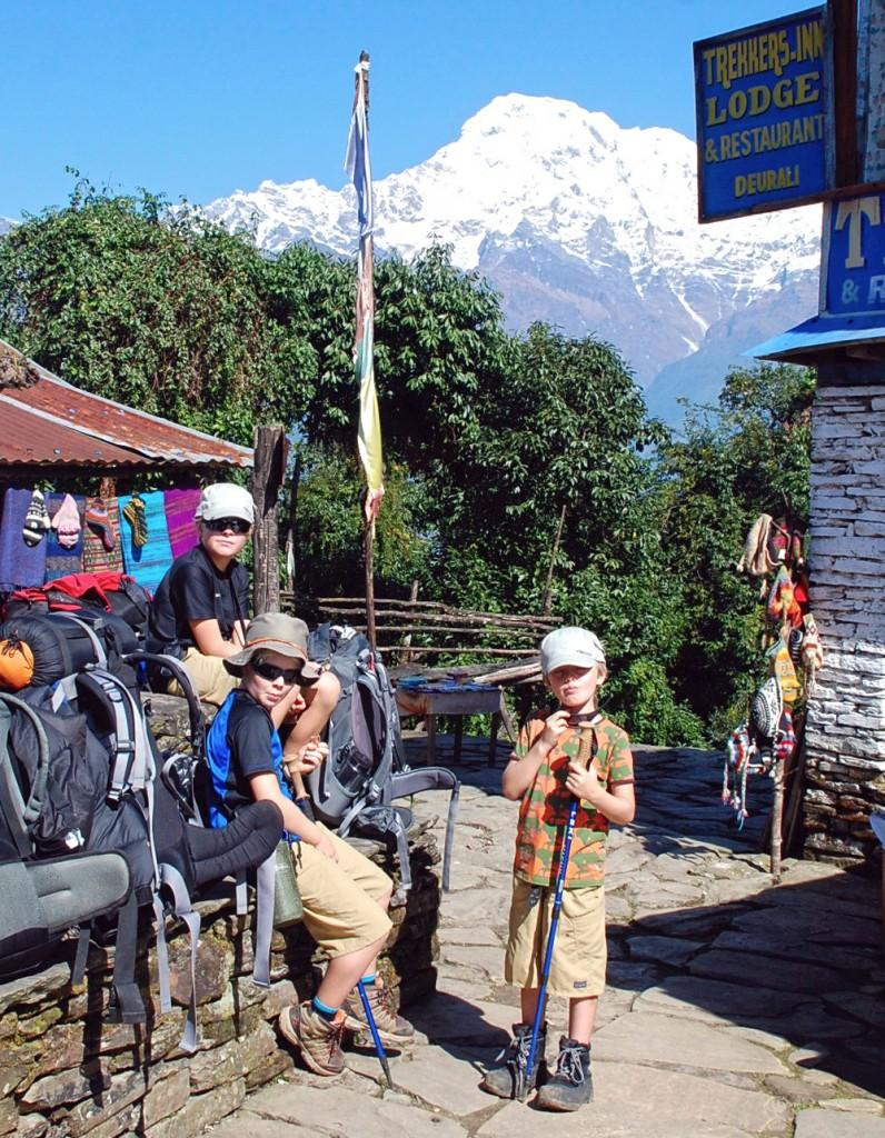 Family Adventure Experience – Annapurna