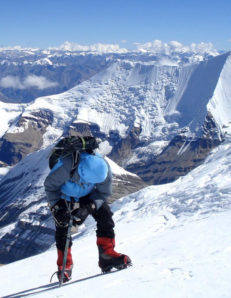 Mt. Putha Hiunchuli (Mt. Dhaulagiri VII) Expedition 7246 m