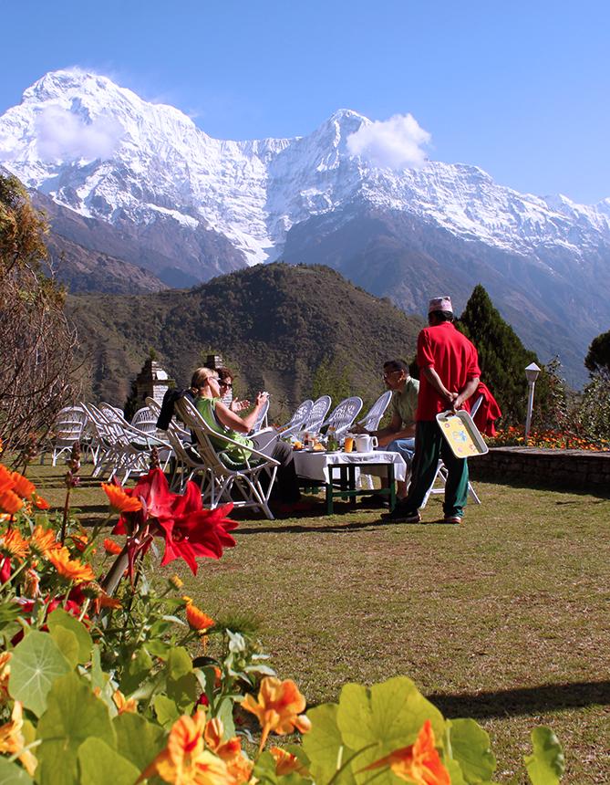 Annapurna Adventure Experience