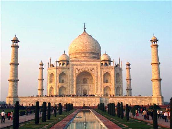 Taj Mahal- Agra