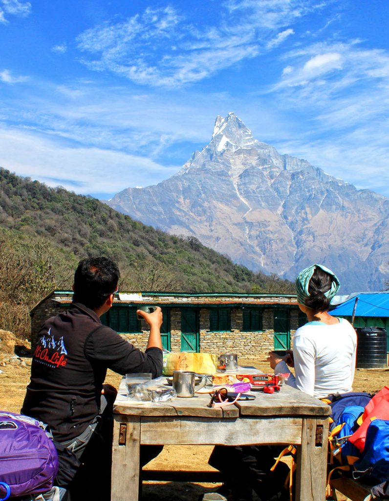 Mardi Himal- Off the beaten track!