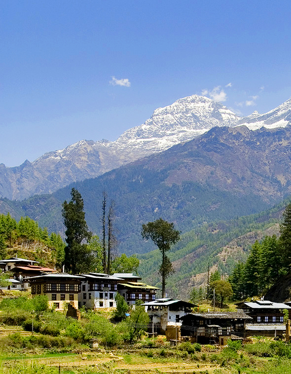 Bhutan, Darjeeling and Sikkim-The Jewels of the Eastern Himalayas