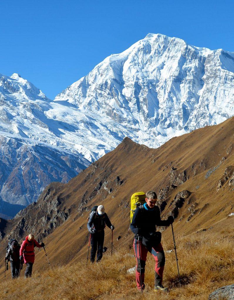 Annapurna 7 passes trek