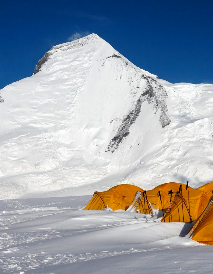 Nun Peak Expedition 7135m
