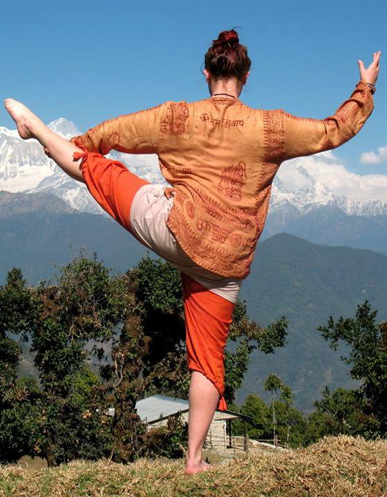 Yoga Retreat Nepal- Yoga, Wellness and Spa