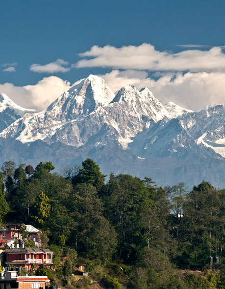 Day hike-Dhulikhel to Namo Buddha
