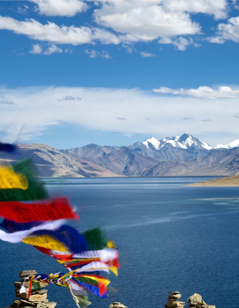 Rumtse to Tsomiriri Lake- Ladakh, India
