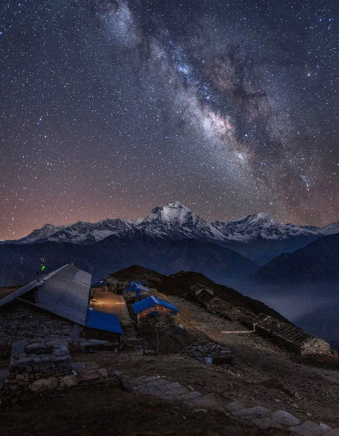 Best of Annapurna- Khopra, Poonhill and Mohare Danda